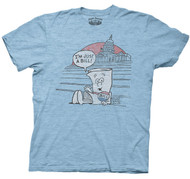School House Rock Im Just a Bill Vintage Adult Tee Shirt