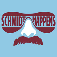 Schmidt Happens Tee Shirt