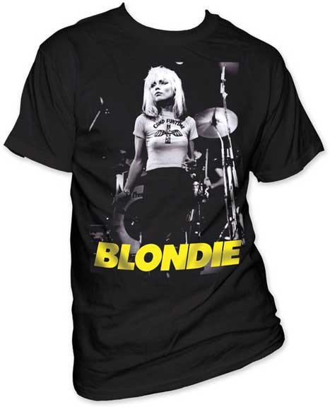 Blondie Funtime Mens T-Shirt