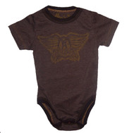 Rowdy Sprout Aerosmith Wings Bodysuit