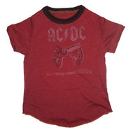 Rowdy Sprout ACDC For Those About To Rock Infant or Toddler T-Shirt