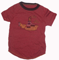 Rowdy Sprout The Beatles Yellow Submarine Vintage T-Shirt (Infant and Toddler Sizes)