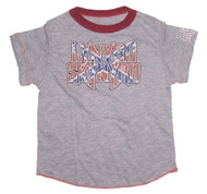 Rowdy Sprout Lynyrd Skynyrd Support Southern Rock Infant & Toddler T-Shirt