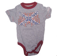 Rowdy Sprout Lynyrd Skynyrd Support Southern Rock Infant Bodysuit