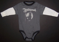 Rowdy Sprout Whitesnake Infant Bodysuit