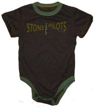 Rowdy Sprout Stone Temple Pilots Infant Snapsuit