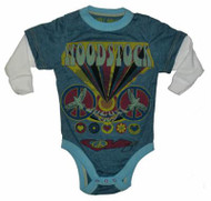Rowdy Sprout Woodstock 2Fer Infant Bodysuit
