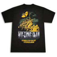 Wu-Tang Clan Stepped Upon Mens Tee Shirt