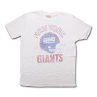 Junk Food Originals NFL New York Giants Mens T-Shirt