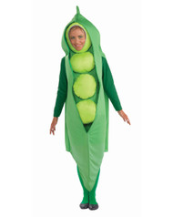 Peas In A Pod Adult Unisex Costume