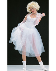 Womens Plus Size 80s Icon Marilyn Monroe Costume