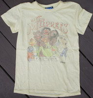 Junk Food The Muppets Gang Ladies T-Shirt