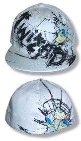 Twiztid Eye Flat Bill Cap