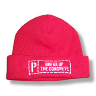 The Pretenders Concrete Red Beanie