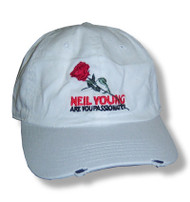 Neil Young Are You Passionate Cap