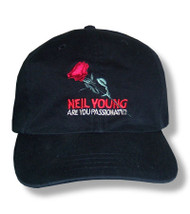 Neil Young Stem Rose Cap