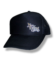 New Found Glory Side Logo Truckers Cap