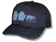 Hopesfall Hands Truckers Cap