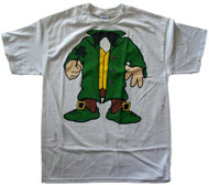 Irish Leprechaun Adult Costume T-Shirt
