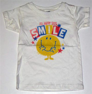 Mr. Happy Says Smile T-Shirt by Junk Food Clothing