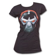 Bane Face Black T-Shirt