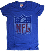 Junk Food NFL Logo Kick Off Womens T-Shirt