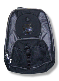 Iron Cross Walkman/Headphones Back Pack