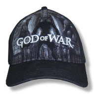 God of War Embroidered Logo Cap