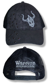 MMA Warrior Pin Truckers Cap