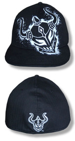 MMA Warrior Splash Helmet Cap