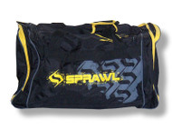 Sprawl Yellow Logo Duffel Bag