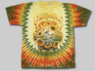 GRATEFUL DEAD SUNFLOWER MENS TEE