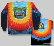 GRATEFUL DEAD WOOD BEARS MENS LS