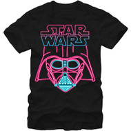 Star Wars Neon Darth Vader T-Shirt