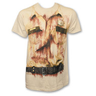 The Walking Dead Rick Grimes Sheriff T-Shirt