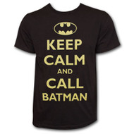 Batman Keep Calm T-Shirt