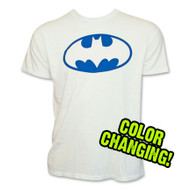 Batman Color Change Logo T-Shirt