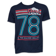 Coors Light Silver Bullet 78 Mens T-Shirt