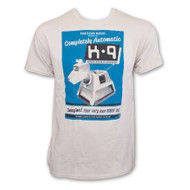 Doctor Who Robot K-9 Mens T-Shirt