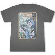 Batman and Robin Detective Comics Mens T-Shirt