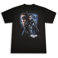 Catwoman Closeup Dark Knight Rises Mens T-Shirt