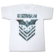 Batman Crest Logo Mens T-Shirt