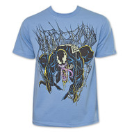 Spiderman Venom Mens T-Shirt