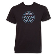 Iron Man Arc Reactor Mens T-Shirt