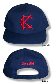 Kid Cudi Embroidered Logo Cap