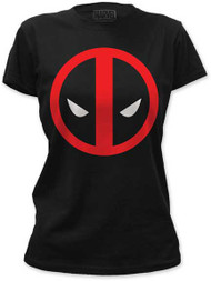 MARVEL TEES DEADPOOL - LOGO JUNIORS TEE JUNIORS TEE