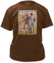 MOTT THE HOOPLE ALL THE YOUNG DUDES VINTAGE WASH MENS TEE