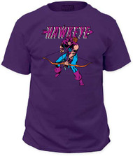 MARVEL TEES HAWKEYE MENS TEE