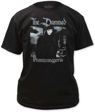 THE DAMNED PHANTASMAGORIA MENS TEE