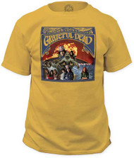 GRATEFUL DEAD FIRST ALBUM MENS TEE